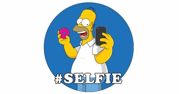 Un selfie envoyé depuis l'au-delà ?