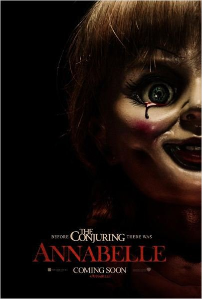 Bande Annonce Annabelle