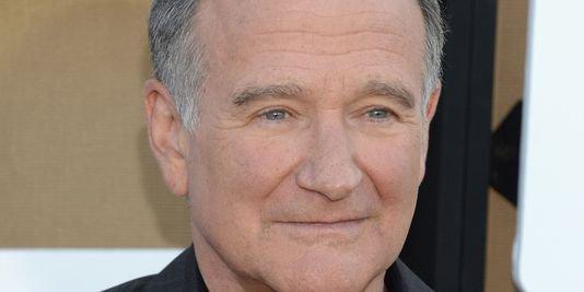 L'acteur américain Robin Williams est mort (Hors-Sujet 38)