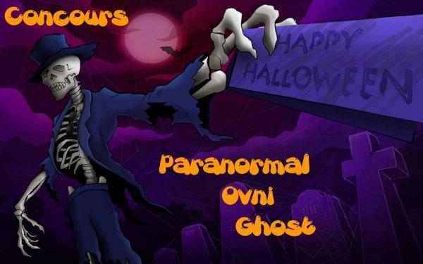 "Concours ""Spécial Halloween"" 2014"