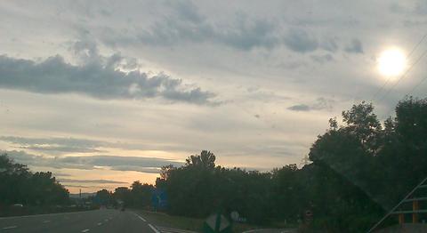 Une boule lumineuse observée dans la région lyonnaise