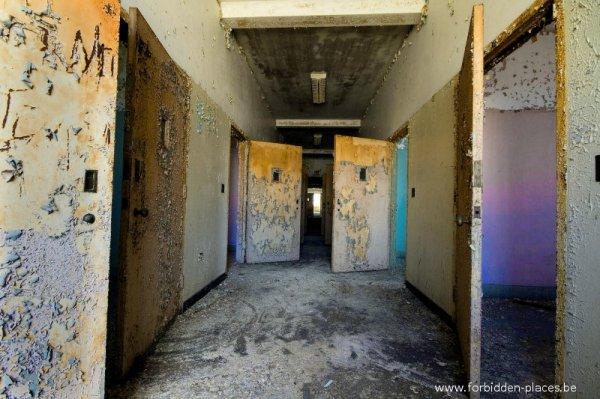 Les 7 asiles abandonnés les plus flippants du monde