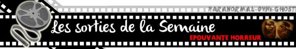 Les sorties de la semaine - 12/11/2014