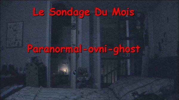 Sondage Du Mois N°11 : Un OVNI à Roissy Charles de Gaulle ?
