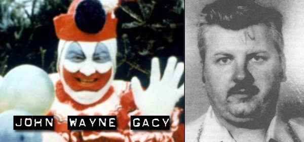 John Wayne Gacy, clown tueur aux 33 meurtres