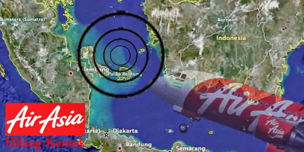 Le vol QZ8501 abattu par une organisation occulte