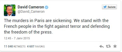 Charlie Hebdo : effroyable attentat au c½ur de Paris (Hors-Sujet 55)