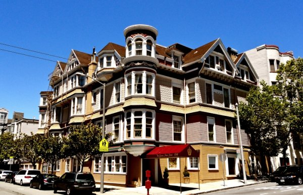 Villes Hantées : San Francisco