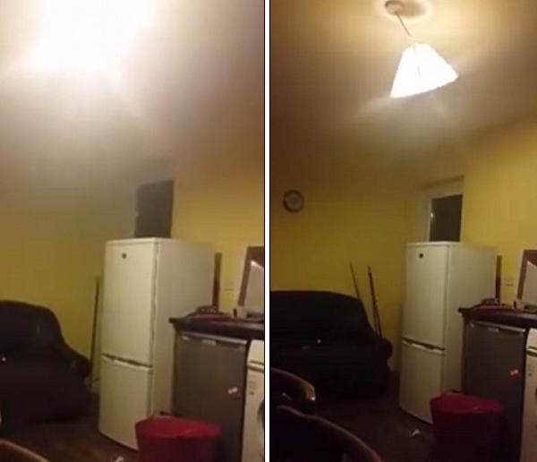 Un poltergeist filmé dans une maison en Irlande