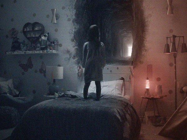 Paranormal Activity 5 : une caméra cachée effraie les visiteurs de la maison du film