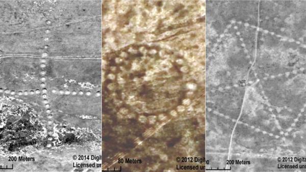 De mystérieux géoglyphes découverts au Kazakhstan