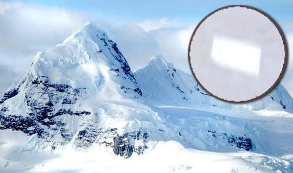 Une base top secrète découverte en Antarctique ? ( 700 ème article )