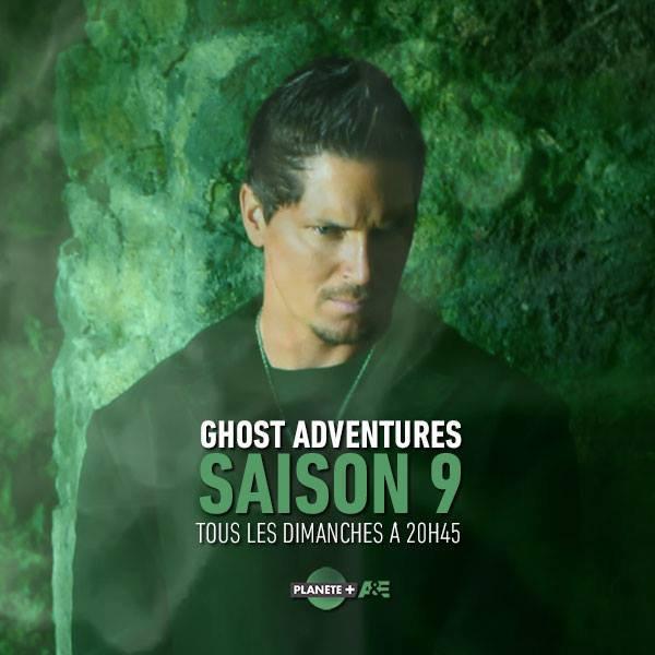 Ghost Adventures est de retour avec sa saison 9 !