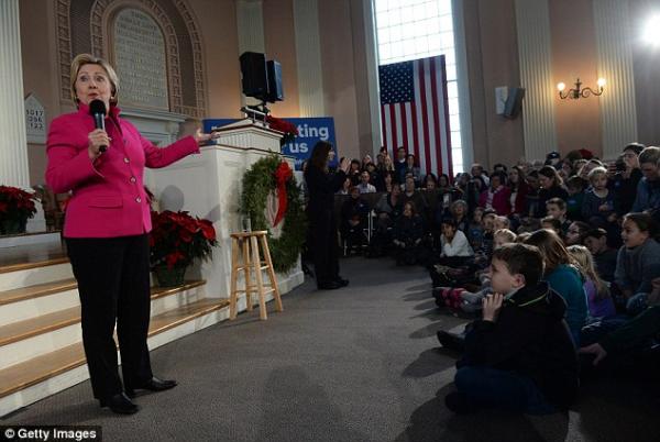 H. Clinton promet de faire la lumière sur la Zone 51