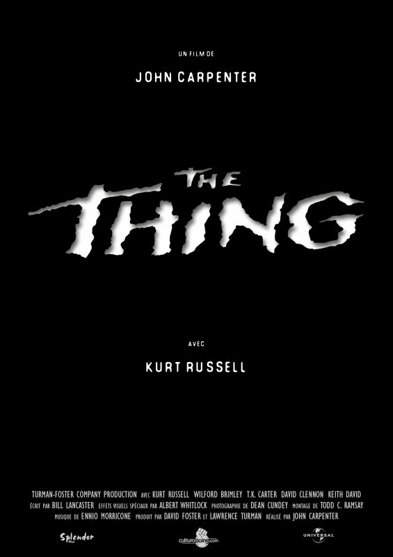 Bande Annonce The Thing