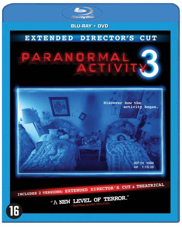 Paranormal Activity 3 ou la plus grosse arnaque cinématographique !