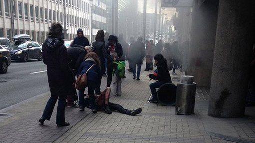 Attentats de Bruxelles : panique générale dans la capitale belge (Hors-Sujet N°64)