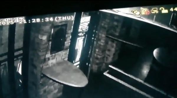 Un fantôme filmé dans un célèbre pub de Liverpool