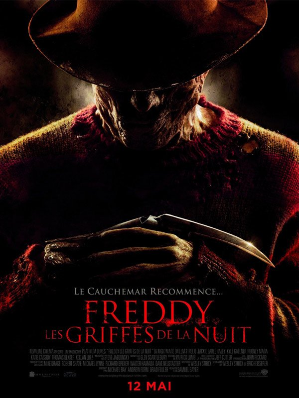 Critique : Freddy les griffes de la nuit