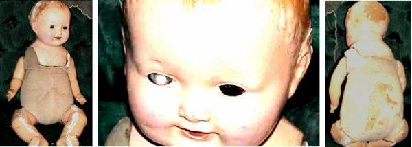 Harold, la poupée maudite