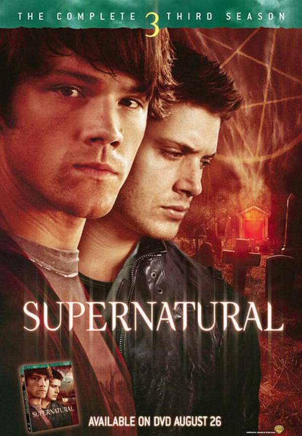 Critique : Supernatural - Saison 3