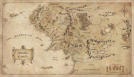 Bienvenue dans le monde du Hobbit !