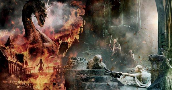 Coucou les Hobbits !
