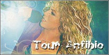 Les tournées de Shakira de 1996 à 2007
