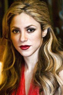 Nouvelle photo de Shakira sur le set du vidéo clip de « Hay Amores »