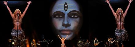 Shakira annule sa prestation au « I Heart Radio Music Festival »