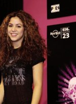 Scans du livre « Shakira, Así es su vida »