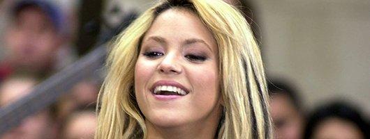 Nouveau profil Pinterest de Shakira !