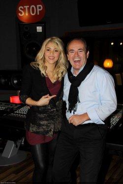Photos HQ de Shakira et Wolfram Kons !
