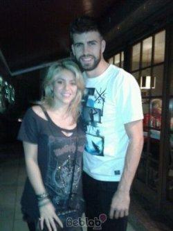 Shakira au restaurant « Crep Nova » à Barcelone – Photo