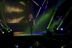 Shakira à Baku - photos & videos