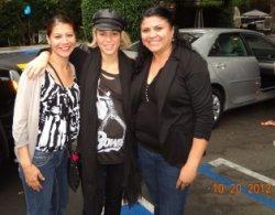 Photo de Shakira à Los Angeles !