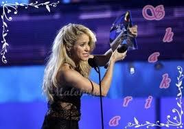 "Nomination aux "" Premios Quiero  2012 """