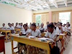 L'école Ellie Dubois ouvre à Haïti !