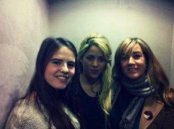 Shakira commente le goal de Piqué