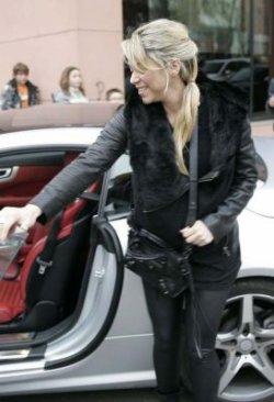 Shakira au Camp Nou – Photos professionnelles