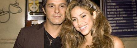 Shakira souhaite un joyeux anniversaire à Alejandro Sanz