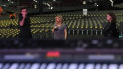 Nouvelles photos des répetitions au stade Crystal Hall à  Baku, Azerbaidjan (10 Octobre 2012)