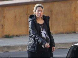 Shakira dans les rues de Barcelone – Photos