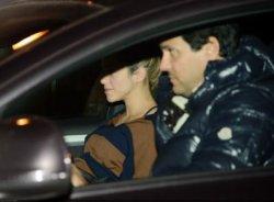 Shakira prend du bon temps avec sa famille à Barcelone