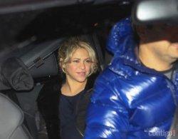 Shakira est partie accoucher !