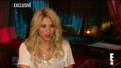 Shakira travail avec Joel Madden dans The Voice (Novembre 2012)