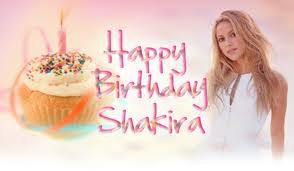 Souhaitez un joyeux anniversaire à Shakira !