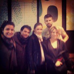 Shakira et Gerard Piqué au Starbucks Coffee !