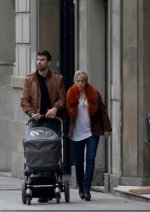 Shakira aperçue à Barcelone