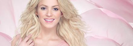 Les parfums de la gamme « S by Shakira » chez Sephora France
